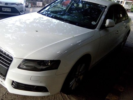 Audi A4 2009 for sale in Quezon City