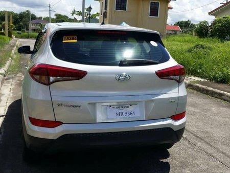 Hyundai Tucson 2017 for sale in Quezon City