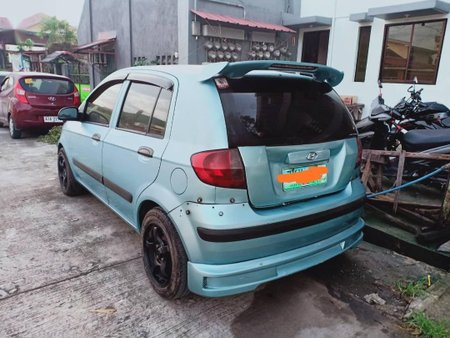2007 Hyundai Getz for sale in Manila