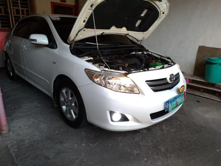 2010 Toyota Corolla at 87000 km for sale