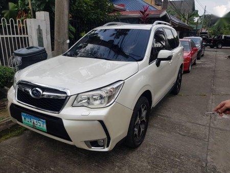 2014 Subaru Forester for sale in Dasmarinas
