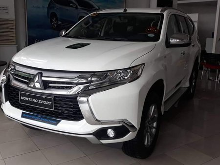 Mitsubishi Montero Sport 2018 for sale in Quezon City