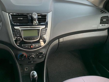 Hyundai Accent 2014 for sale in Quezon City