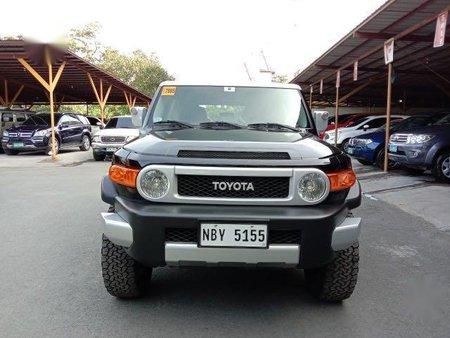 2017 Toyota Fj Cruiser for sale in Manila
