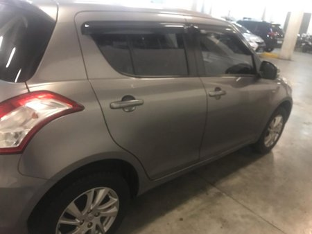 Selling Grey Suzuki Swift 2015 in San Juan