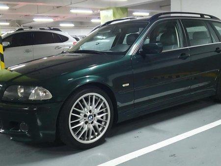2002 BMW 325i E46 Touring