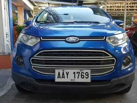 2014 Ford Ecosport 1.5 Automatic Gas for sale in Manila