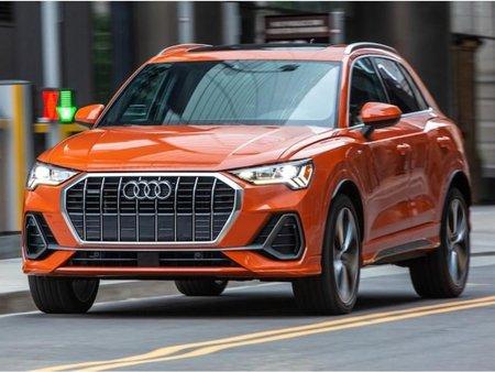 2020 Audi Q3 Automatic Gasoline for sale