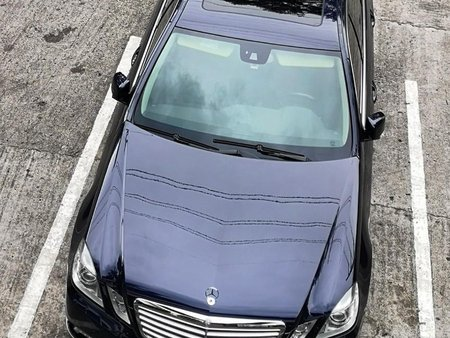 2010 Mercedes-Benz E-Class for sale in Pasay