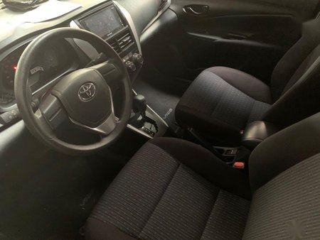Red Toyota Vios 2019 for sale in Quezon City