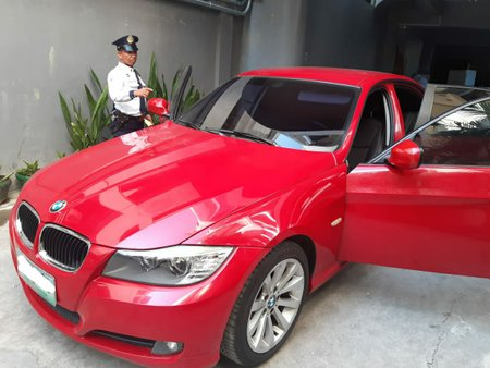 Lady Driven BMW 318I 2012 at Low Milage for Rush Sale