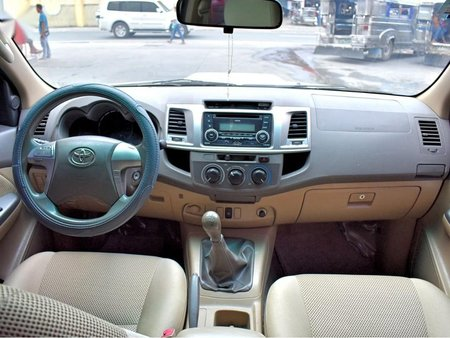 2013 Toyota Hilux for sale in Lemery