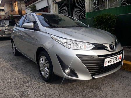 Toyota Vios E 2019 Automatic Transmission for Rush Sale