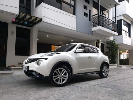 2017 Nissan Juke Automatic Gas
