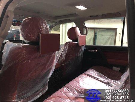 2020 Toyota Land Cruiser Dubai Version
