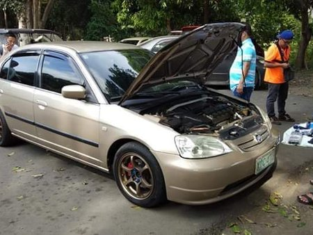 Honda Civic 2002 for sale in Tanauan