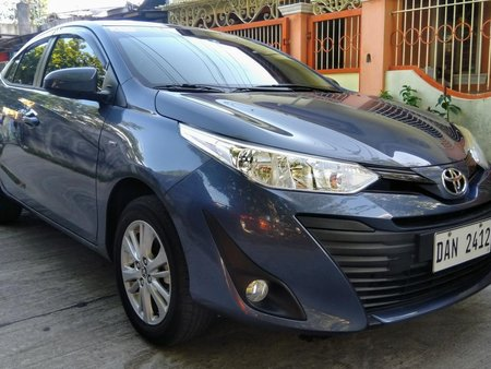 Toyota Vios E 2019 Automatic New Look Edition