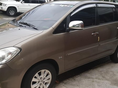Toyota Innova G 2011 DSL AT for sale in Las Pinas