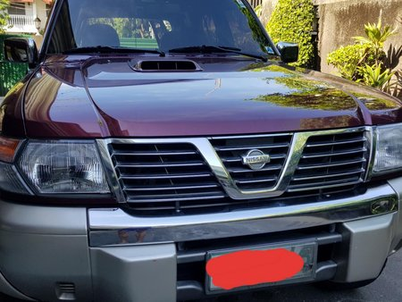 Nissan Patrol 2001 4x2 Diesel AT