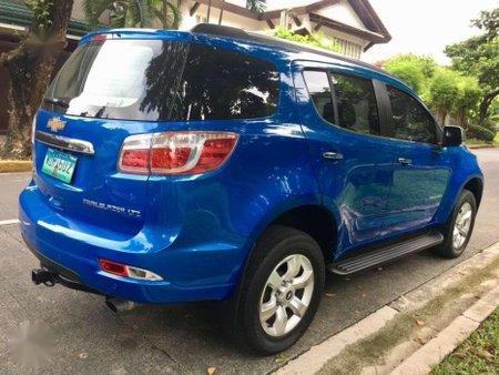 2013 Chevrolet Trailblazer for sale in Manila