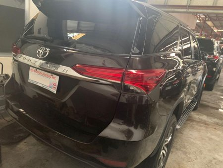 Selling Brown Toyota Fortuner 2018 in Quezon City