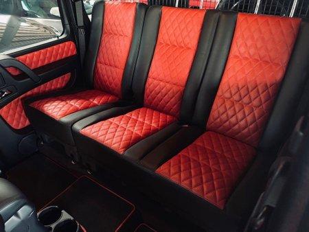 2016 Mercedes-Benz G-Class for sale in Quezon City