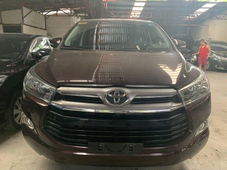 Selling Toyota Innova 2017 in Quezon City