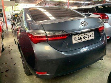 Sell Gray 2018 Toyota Corolla Altis in Quezon City