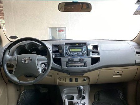 Toyota Fortuner 2012 for sale in Mandaue