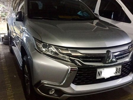 Mitsubishi Montero sport 2016 for sale in Marikina