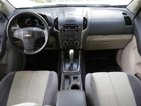 Sell 2014 Chevrolet Trailblazer in Quezon City