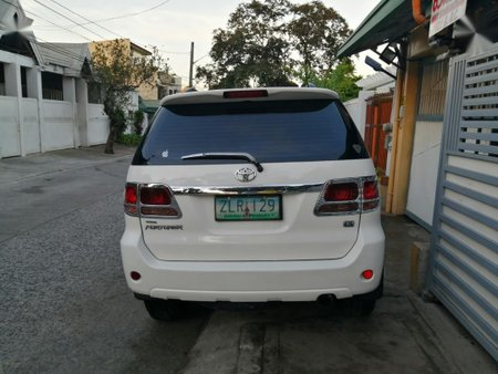 Selling Toyota Fortuner 2007 in Quezon City