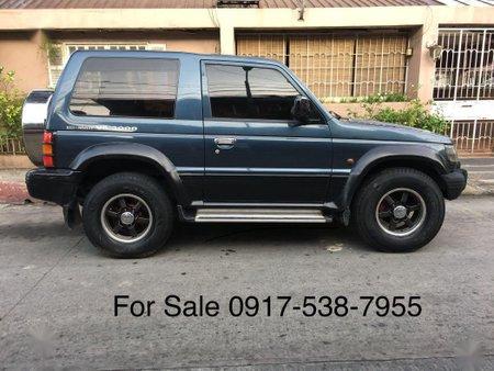 Mitsubishi Pajero 2002 for sale in Manila