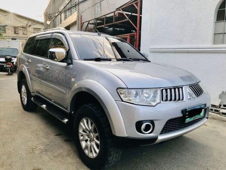 Mitsubishi Montero 2011 for sale in Quezon City