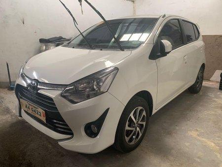 Selling Toyota Wigo 2019 in Quezon City