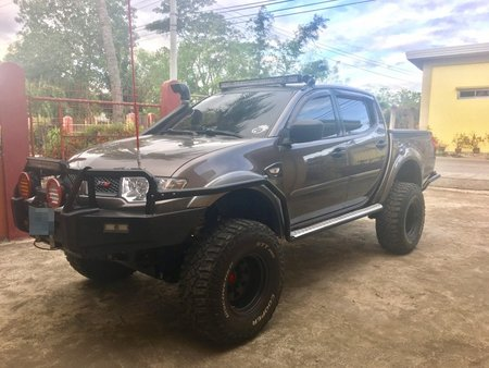 2011 Mitsubishi Strada for sale in Manila