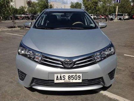 2014 Toyota Corolla Altis E