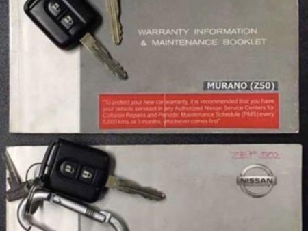 Sell 2006 Nissan Murano in Manila