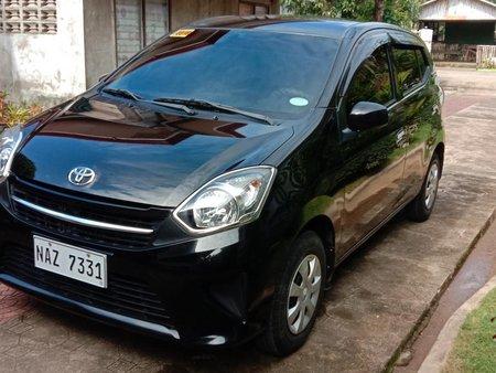 2017 Toyota Wigo E (manual)