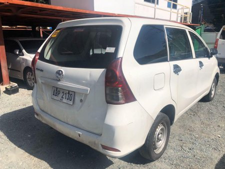 Sell 2015 Toyota Avanza in Quezon City