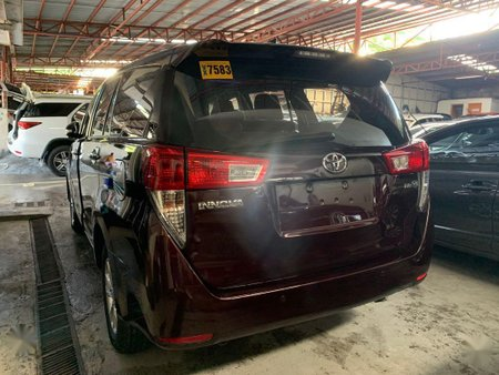 Toyota Innova 2017 for sale in Quezon City