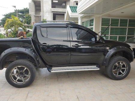 Sell 2011 Mitsubishi Strada in Quezon City