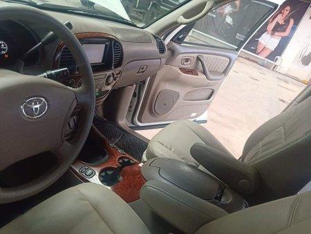 Sell 2007 Toyota Sequoia in Quezon City