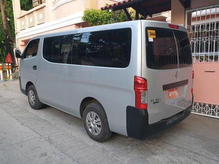 Sell Silver 2017 Nissan Urvan in Taytay