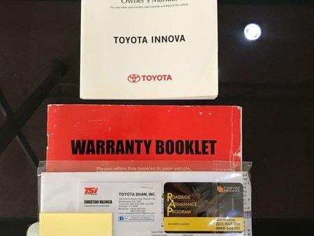 Selling Toyota Innova 2015 in Quezon City