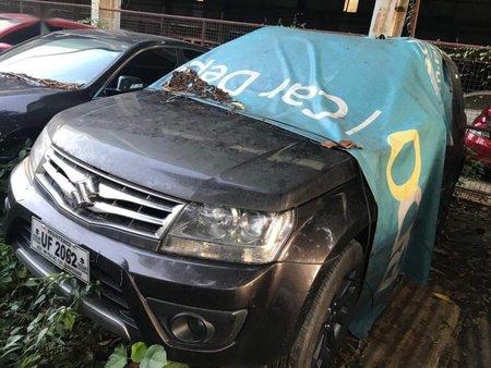 Suzuki Vitara 2017 for sale in Quezon City