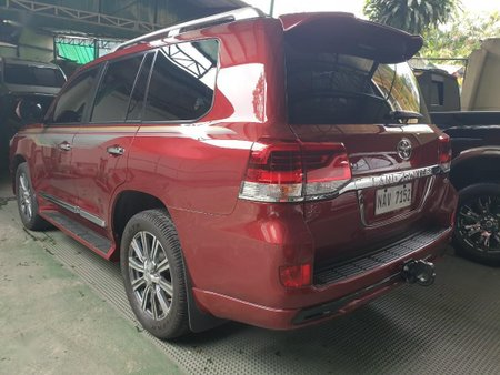 Toyota Land Cruiser 2017 for sale in Quezon City