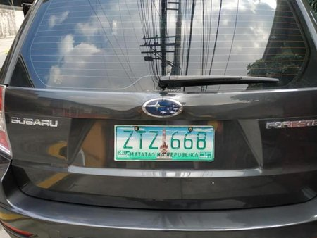 Sell 2009 Subaru Forester in Manila
