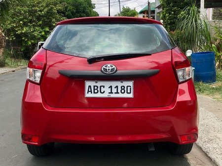 Toyota Yaris 2015 for sale in Manila