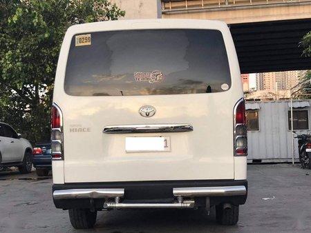 Toyota Hiace 2016 for sale in Manila
